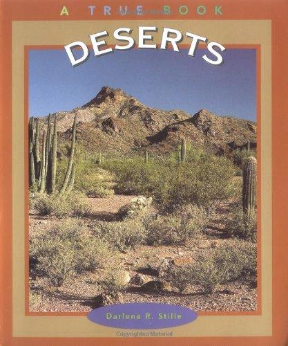 9780516267609: Deserts (True Books-Ecosystems)