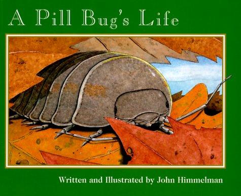 9780516267982: A Pill Bug's Life (Nature Upclose)