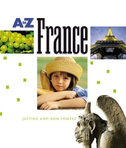 9780516268088: France (A to Z)