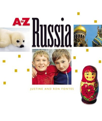 9780516268163: Russia (A to Z)