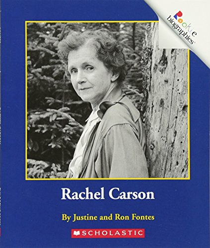 Rachel Carson (Rookie Biographies) (0516268198) by Fontes, Justine; Fontes, Ron