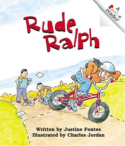9780516268200: Rude Ralph (Rookie Readers)