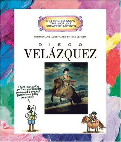 9780516269801: Diego Velazquez (Getting to Know the World's Greatest Artists)