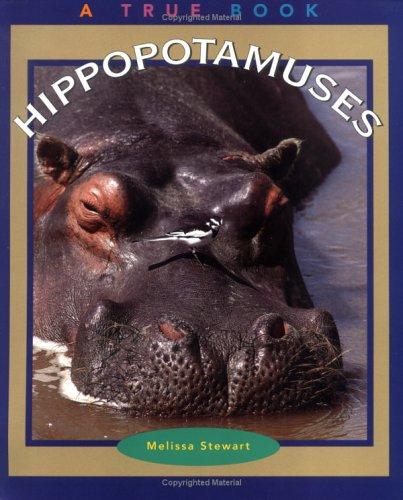 9780516269917: Hippopotamuses (True Books: Animals)