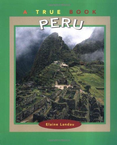 9780516270197: Peru (True Books: Countries)