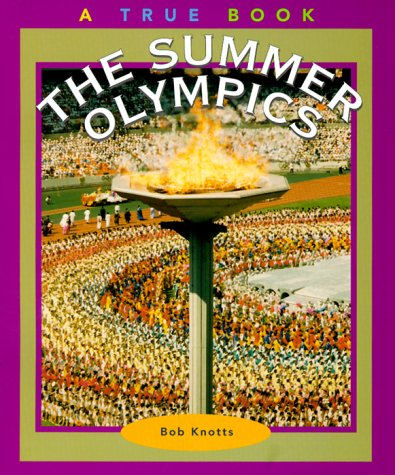 9780516270296: The Summer Olympics (True Books-Sports)