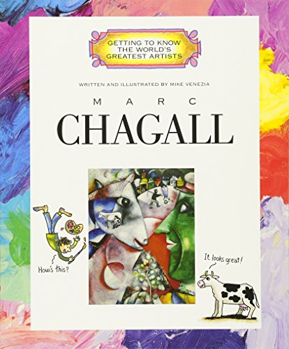 9780516270418: Marc Chagall (Getting to Know the World's Greatest Artists (Paperback))