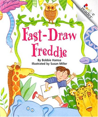 9780516271507: Fast-Draw Freddie (A Rookie Reader)
