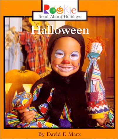 9780516271545: Halloween (Rookie Read-About Holidays)