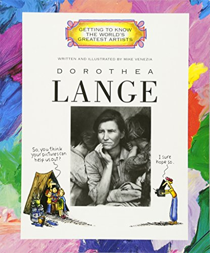 9780516271712: Dorothea Lange (Getting to Know the World's Greatest Artists)