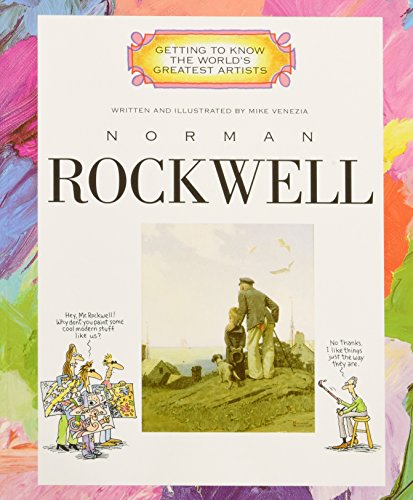 9780516271736: Norman Rockwell