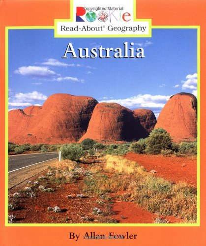 9780516272986: Australia (Rookie Read-About Geography)