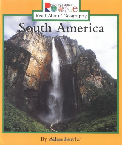 9780516273006: South America (Rookie Read-About Geography)