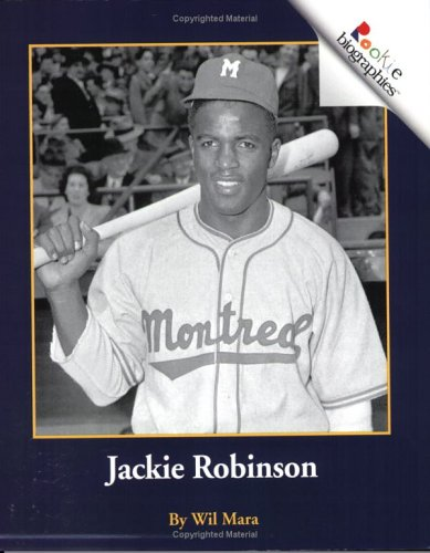 9780516273365: Jackie Robinson (Rookie Biographies)