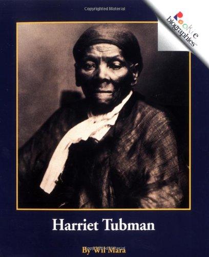 9780516273372: Harriet Tubman (Rookie Biographies)