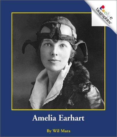 9780516273389: Amelia Earhart (Rookie Biographies)