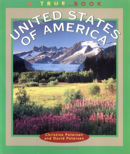 9780516273624: United States of America (True Books: Geography: Countries)