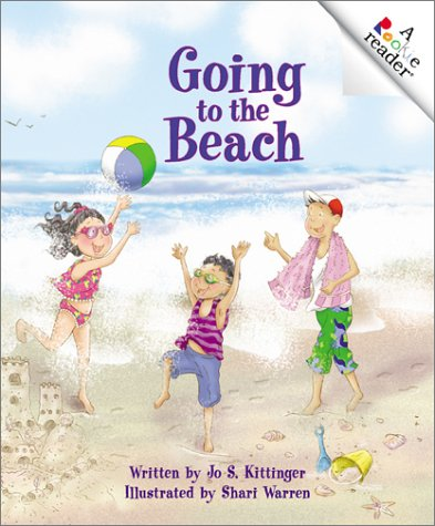 9780516273709: Going to the Beach (Rookie Readers Level A)