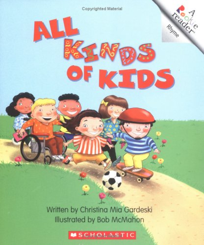 9780516273815: All Kinds of Kids (Rookie Readers: Level A (Paperback))