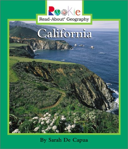 9780516274928: California (Rookie Read-About Geography)