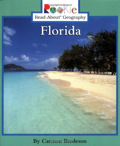 9780516274980: Florida (Rookie Read-About Geography)