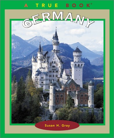 9780516277530: Germany (True Books: Countries)