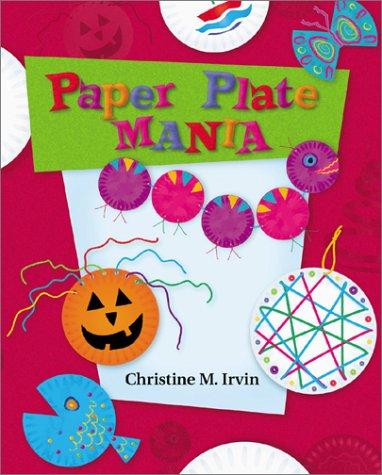 9780516277615: Paper Plate Mania (Craft Mania)