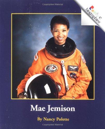 9780516277837: Mae Jemison (Rookie Biographies)