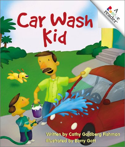 9780516278117: Car Wash Kid (Rookie Readers: Level A)