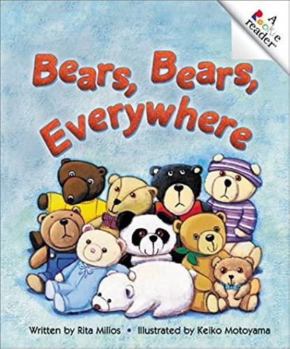 9780516278308: Bears, Bears, Everywhere (Rookie Readers)