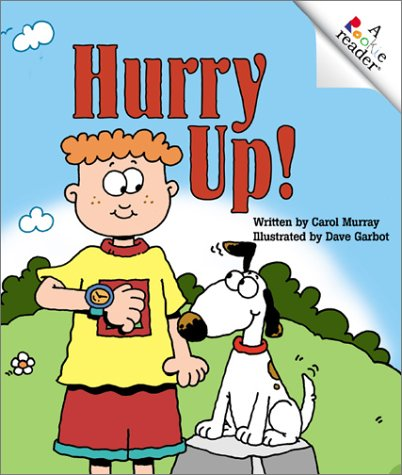 9780516278315: Hurry Up! (Rookie Readers)