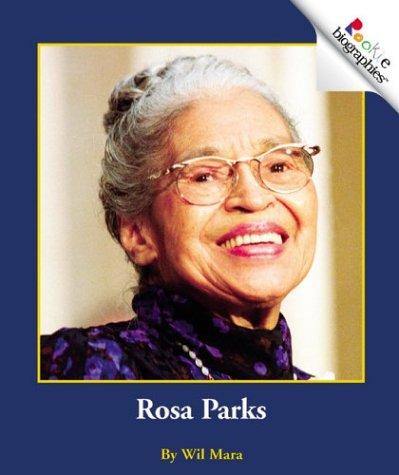 9780516279169: Rosa Parks (Rookie Biographies)