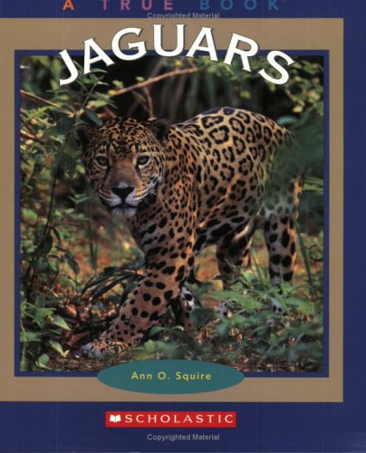 9780516279336: Jaguars (True Books)