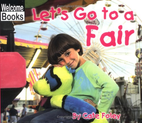 9780516295800: Let's Go to a Fair (Weekend Fun)