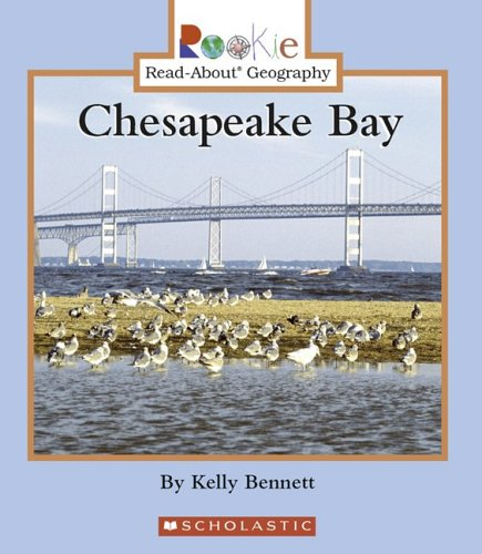 9780516297026: Chesapeake Bay (Rookie Read-About Geography)