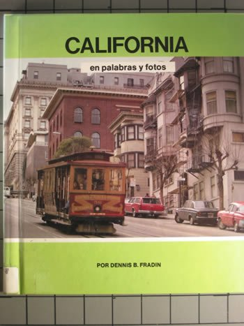 9780516339054: California En Palabras Y Fotos / California in Words and Pictures (State Books) (Spanish Edition)
