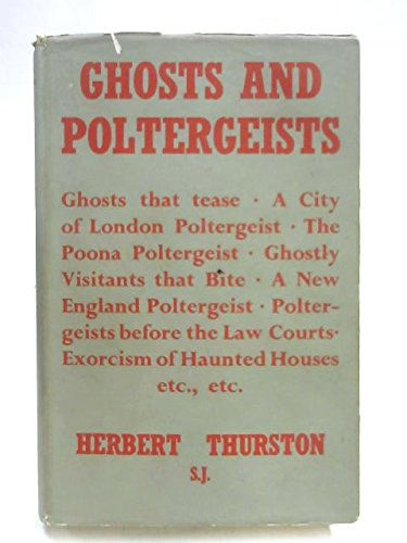 9780516350400: Ghosts and Poltergeists: The Unexplained