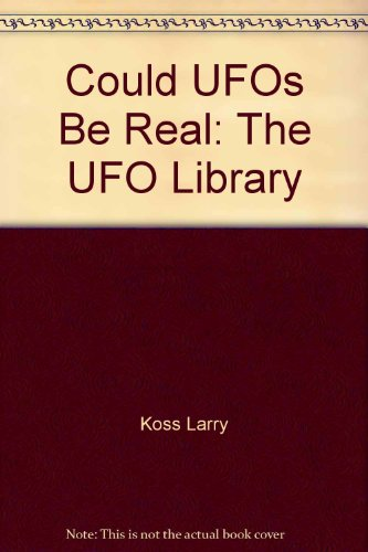 9780516350936: Could UFOs Be Real: The UFO Library