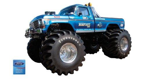 9780516352008: The Original Monster Truck--Bigfoot (Cruisin' (Capstone))