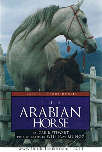 9780516402444: The Arabian Horse