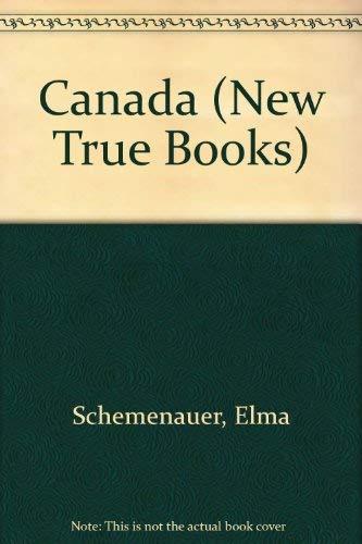 9780516410654: Canada (A New True Book)