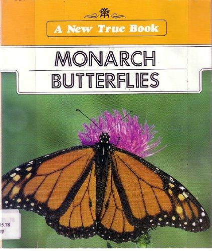 9780516411651: Monarch Butterflies (New True Books)