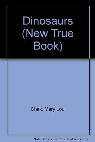 9780516416120: Dinosaurs (New True Book)
