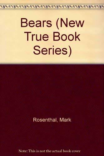 9780516416755: Bears (New True Book Series)