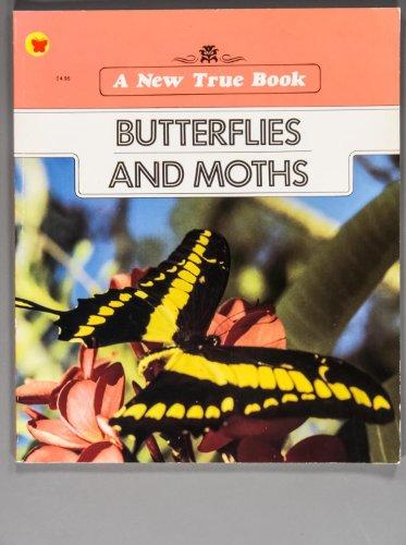 Butterflies and Moths (New True Book Series): Rowan, James P.
