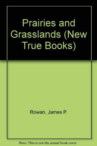 9780516417066: Prairies and Grasslands (New True Books)