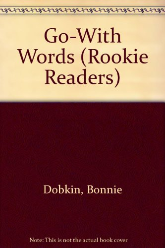 9780516420165: Go-With Words (Rookie Readers)