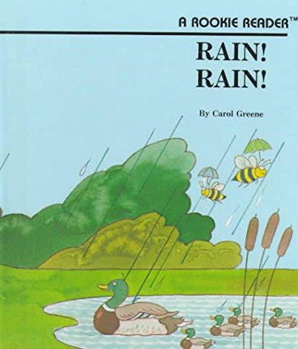 9780516420349: Rain Rain (Rookie Readers)