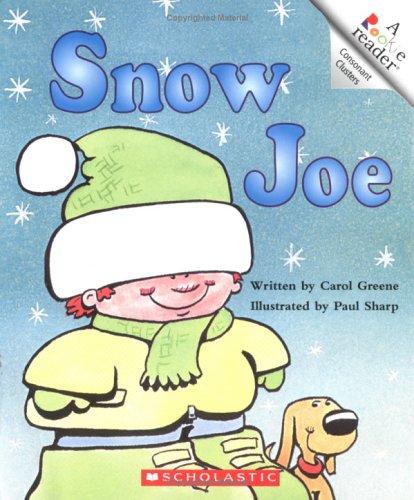 9780516420356: Snow Joe (Rookie Readers)