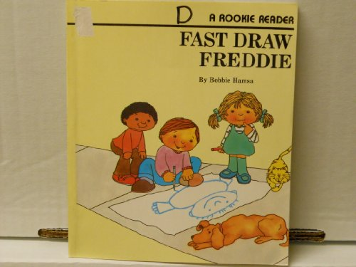 9780516420462: Fast Draw Freddie: Rookie Readers (Rookie Readers (Please See Individual Levels))